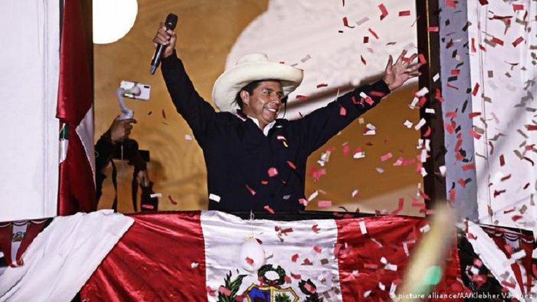 Громадяни Перу стали на «українські граблі» — у них теж президент «Голобородько»