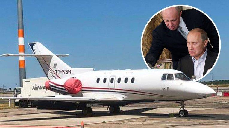 Кухар Путіна попри санкції вільно літає Європою?