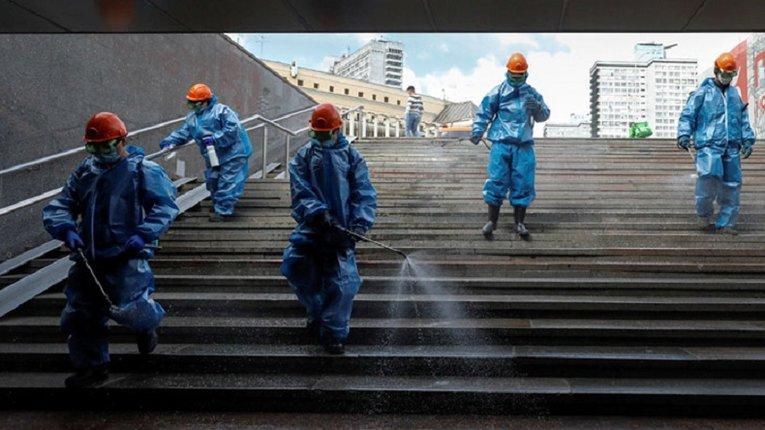 Москву накрив новий індійський штам коронавірусу - удвічі агресивніший за попередника