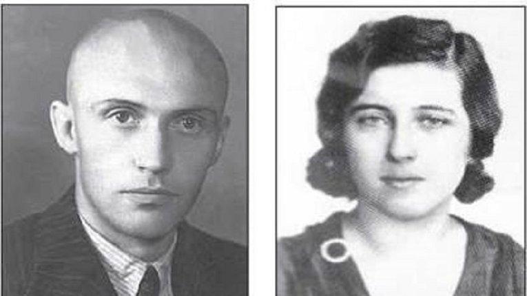Михайло і його дружина Катерина