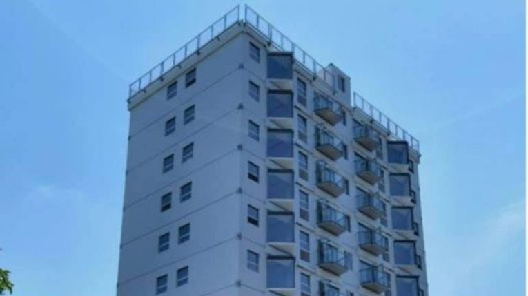 Китайські будівельники навчилися зводити 10-поверхові будинки за одну добу