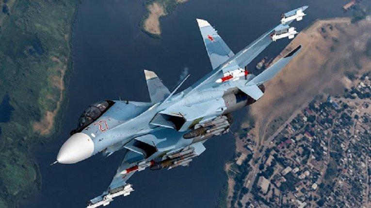 Російські окупанти провели перевірку боєготовності морської авіації у Криму