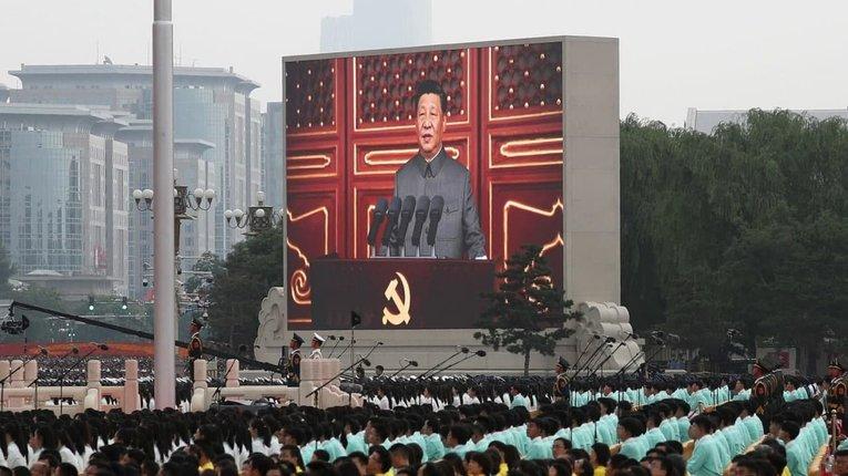 КНР планує бути одноосібним лідером світу вже до 2050 року