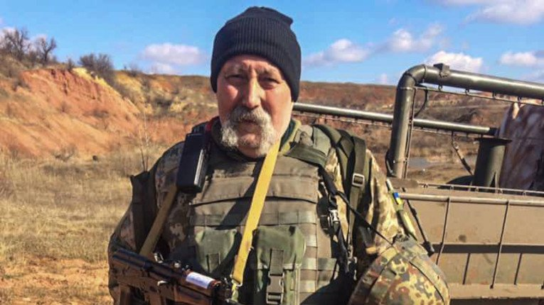 На Донбасі загинув український військовий медик