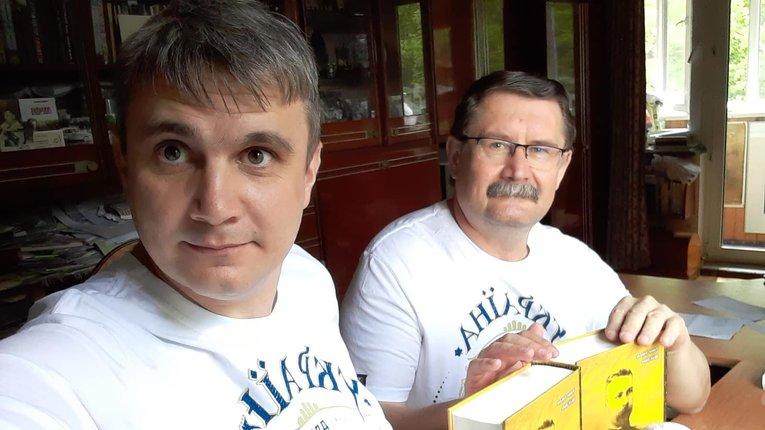 До Полтави везуть документальне видання про Миколу Міхновського