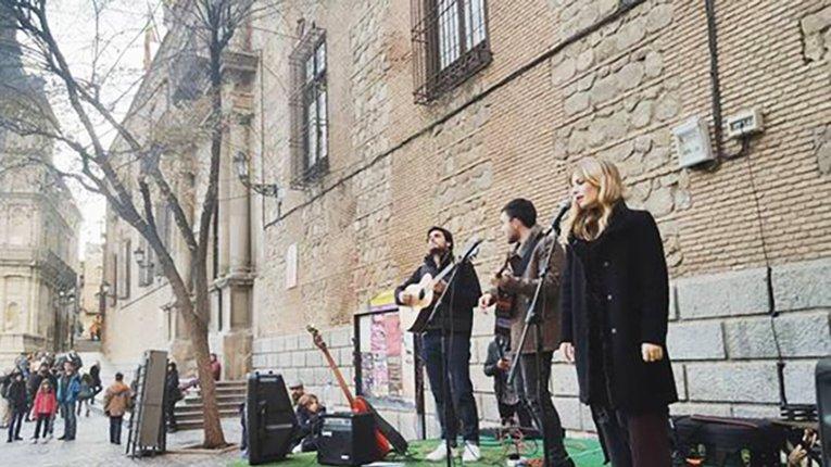 Полтавській владі на замітку: у Фінляндії взялися працевлаштовувати вуличних музикантів