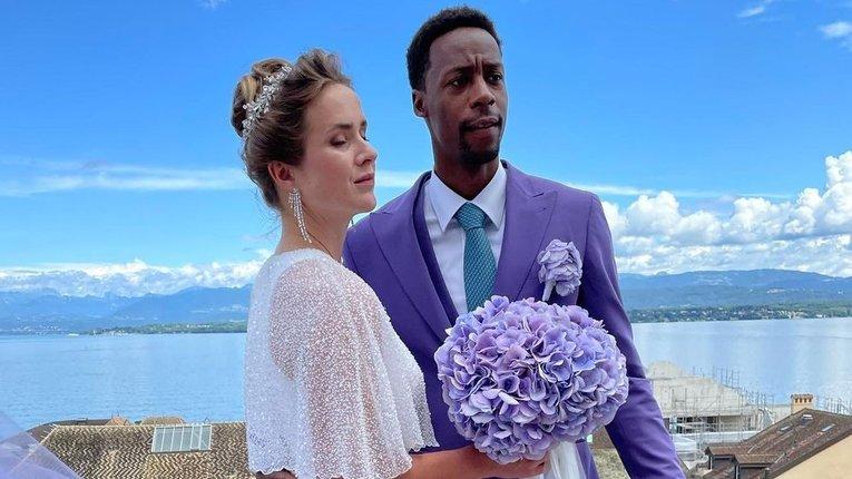 Найкраща українська тенісистка Еліна Світоліна 16 липня вийшла заміж