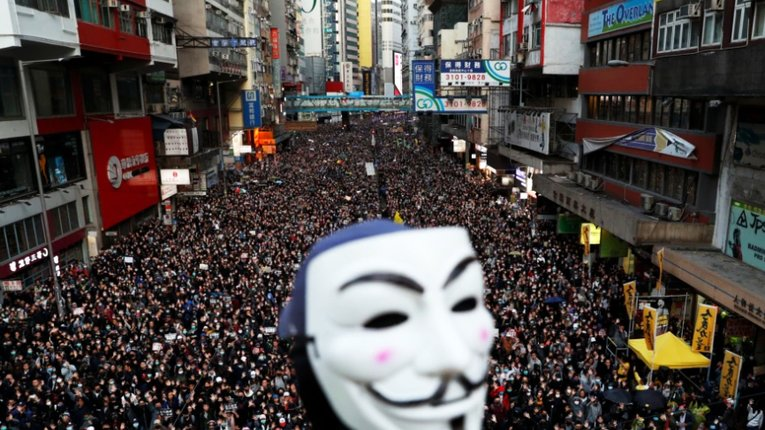 Народні протести у Гонконзі (літо 2020 року)