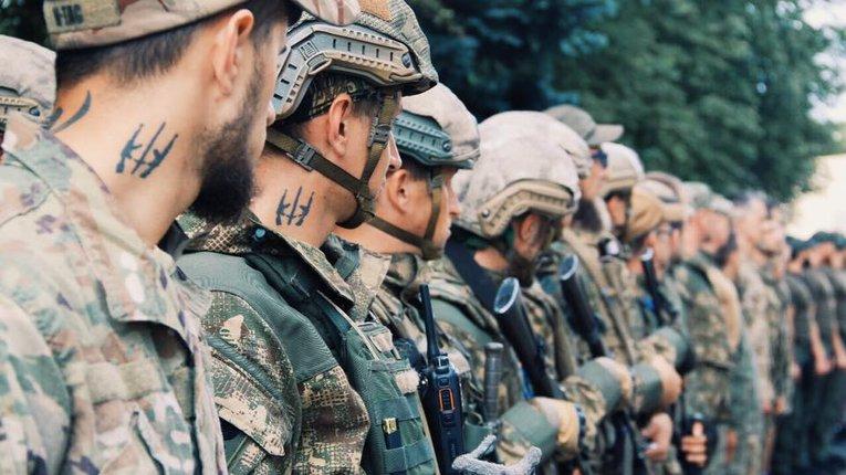 Наша ціль – звільнення всіх окупованих територій включно з Кримським півостровом – Командир ДУК ПС