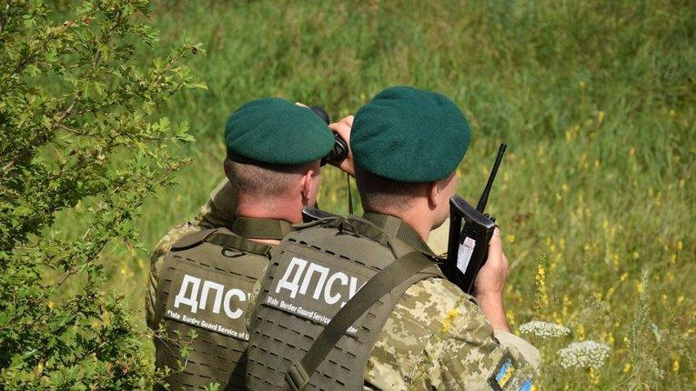 У Сумській області невідомі напали на українських прикордонників