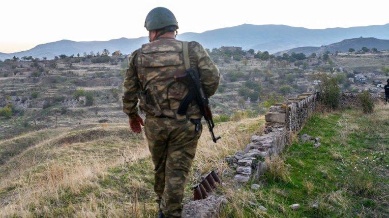Вірменські війська обстріляли азербайджанську автономію Нахічевань