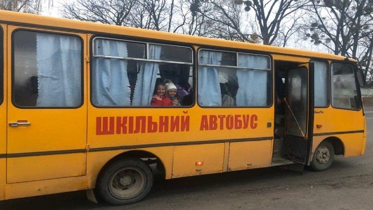 У Глобинській ОТГ критично не вистачає шкільних автобусів