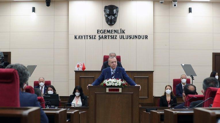 Ердоган пообіцяв підтримку туркам-сепаратистам із Північного Кіпру