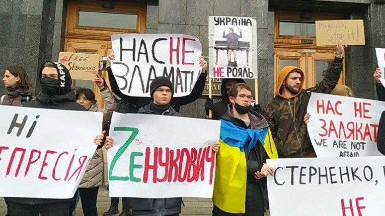 Революції на замовлення в Україні не буде, — Микола Томенко