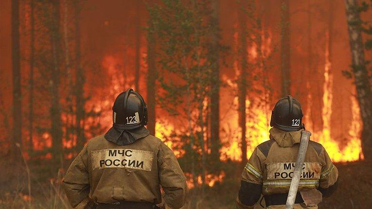 Голова Республіки Саха: «Українці заважають гасити пожежі в Якутії»