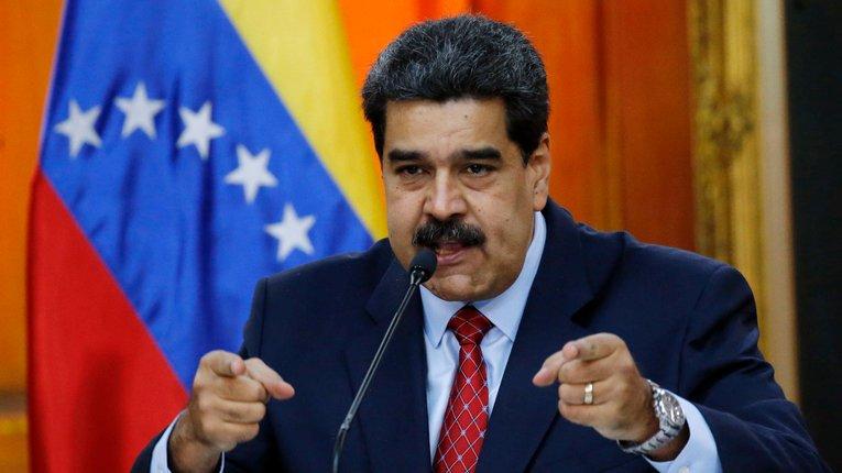 Диктатор Мадуро запропонував венесуельській опозиції розпочати діалоґ