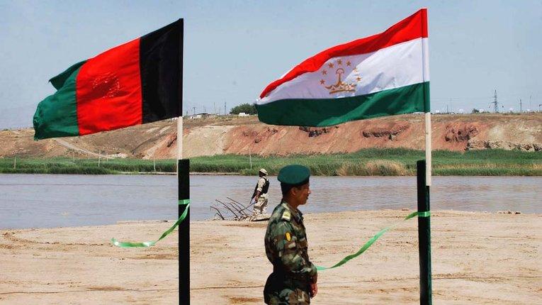 Афґансько-таджицький кордон (наші дні)