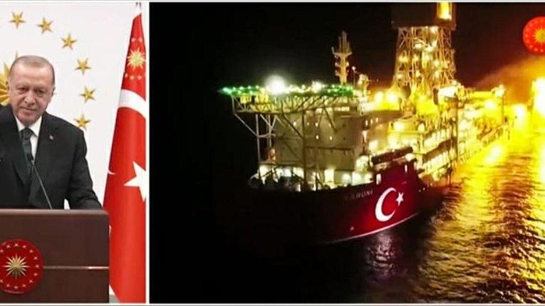 РФ має посунутися: Туреччина видобуватиме газ у Чорному морі