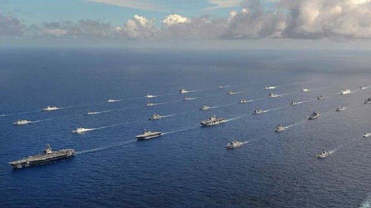 ВМС США готуються дати відсіч КНР і РФ у Тихому та Атлантичному океанах
