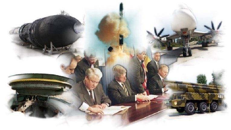 Ядерне роззброєння України— спільна робота досвідчених шантажистів зі США і РФ