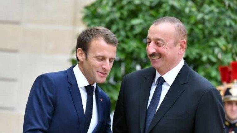 Париж і Баку домовилися разом «утихомирювати» Єреван