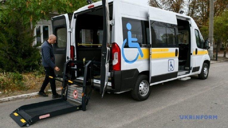 «Соціальне таксі» запрацювало у Нових Санжарах