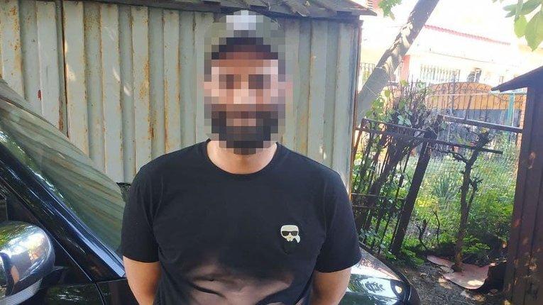 Несвяткова Умань: поліція затримала озброєного громадянина Ізраїлю