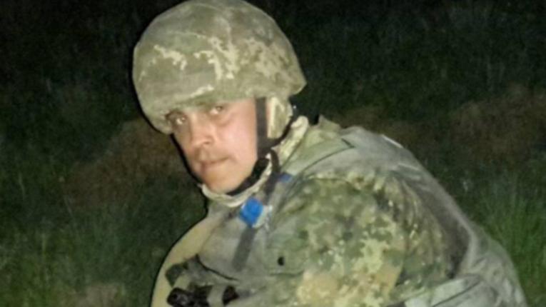 На Донеччині від кулі ворожого снайпера загинув розвідник 74 орб Андрій Вискребець