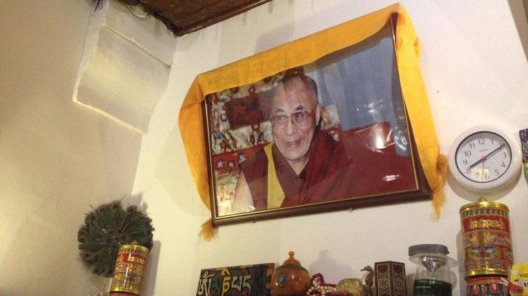 Уряд КНР поновив репресії через зображенняДалай-лами