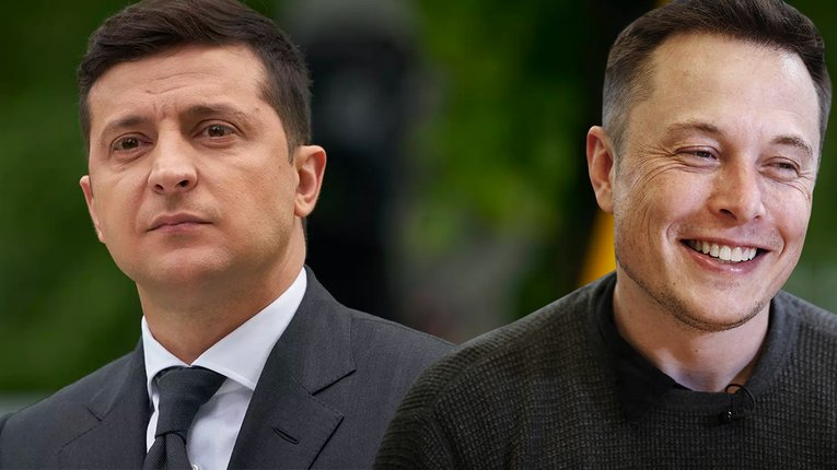 Зе-команда сподівається, що Маск і Безос допоможуть реформувати Україну
