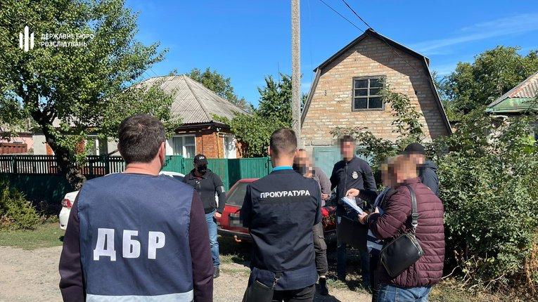 У Харкові затримано одного з керівників районного управління поліції