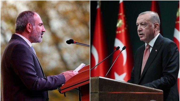 Пашинян готовий домовлятися з Ердоганом, але є певні умови
