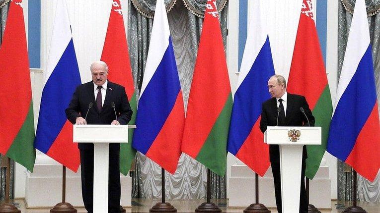 Лукашенко і Путін підвели риску під незалежністю Білорусі