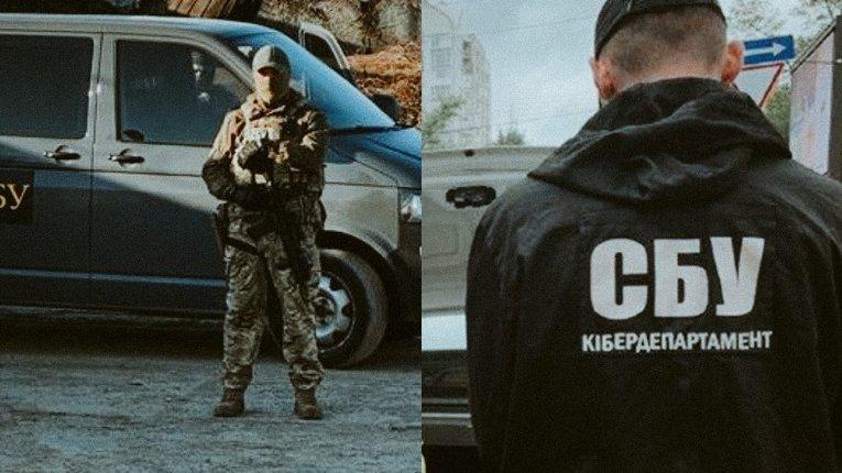 Керівники кібердепартменту СБУ викрали та вивезли в ліс підприємця