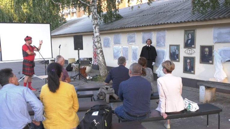 Картинну галерею просто неба відкрили у Миргородській громаді