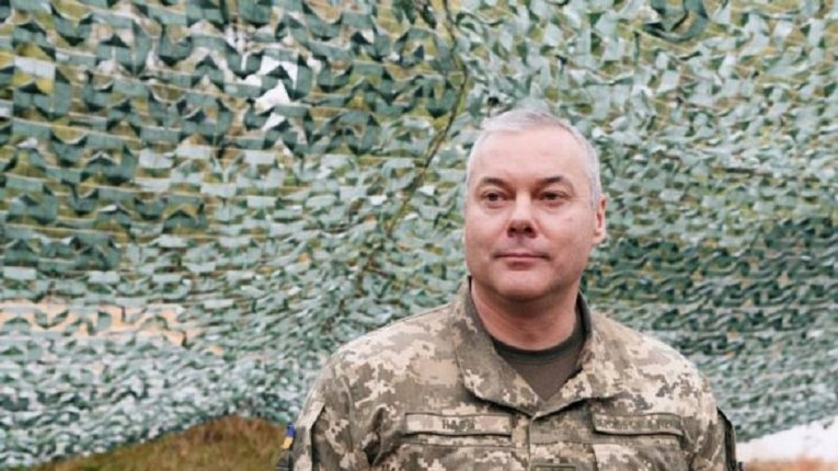 Командувач ООС Наєв:ЗСУ упередить агресивні дії РФ, як на Сході, так і на Півдні