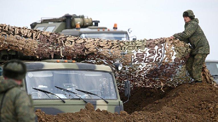 На адмінмежі Херсонщини з Кримом активізувалися російські війська