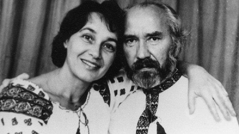 Зенон з дружиною Оленою
