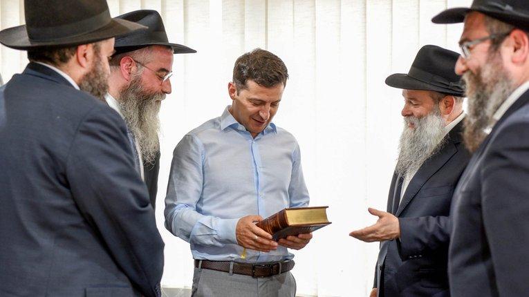 Українцям заборонили обговорювати євреїв.
