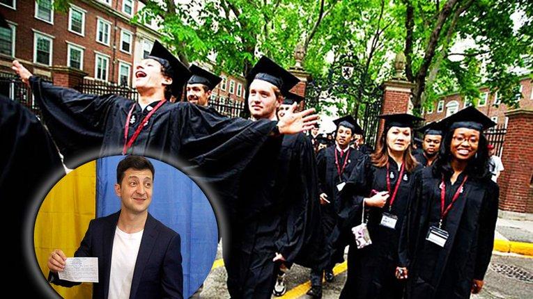 Некомпетентні випускники «95 кварталу» псують міжнародний імідж України
