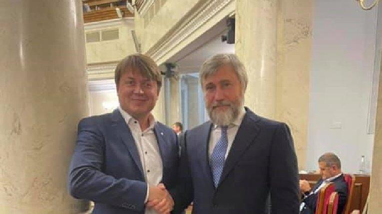 Нардеп Герус співпрацює з агентами московської секти РПЦ