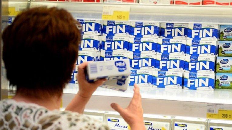 Російський бізнес дурить споживачів
