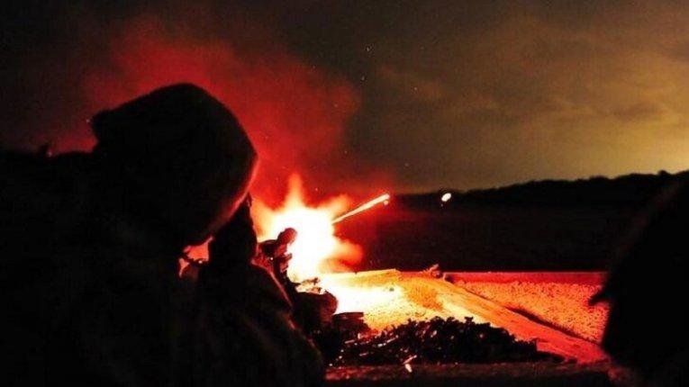 Доба в ООС: проросійські терористи 7 разів обстріляли позиції українських захисників
