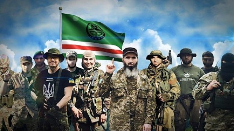 Антиукраїнська влада Зеленського нарощує силову компанію проти чеченських добровольців