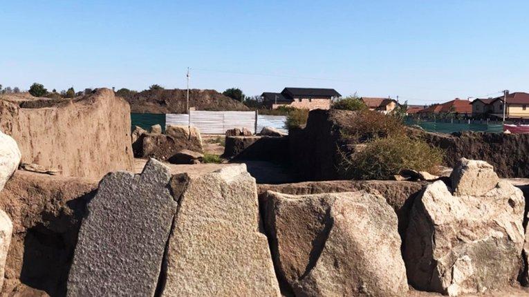 Україна може втратити 5000-літній кромлех у Придніпров'ї через незаконні забудови