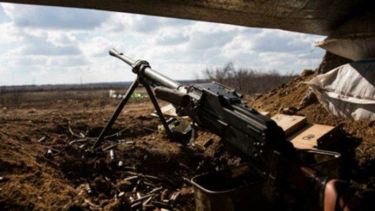 Московітські окупанти обстріляли позиції ЗСУ під Золотим із важких мінометів