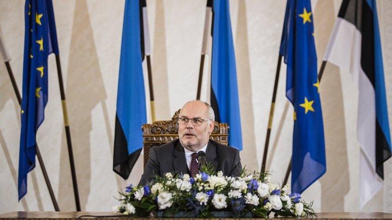 У Таллінні відбувається інавґурація 6-го президента Естонії