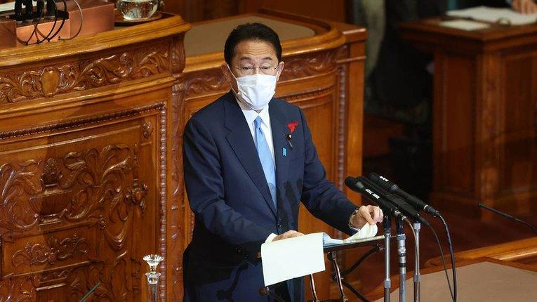 Японія обіцяє повернути окупований РФ Курильський архіпелаг