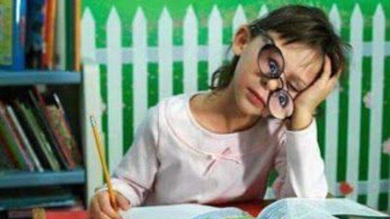 Домашнє завдання може бути шкідливим!