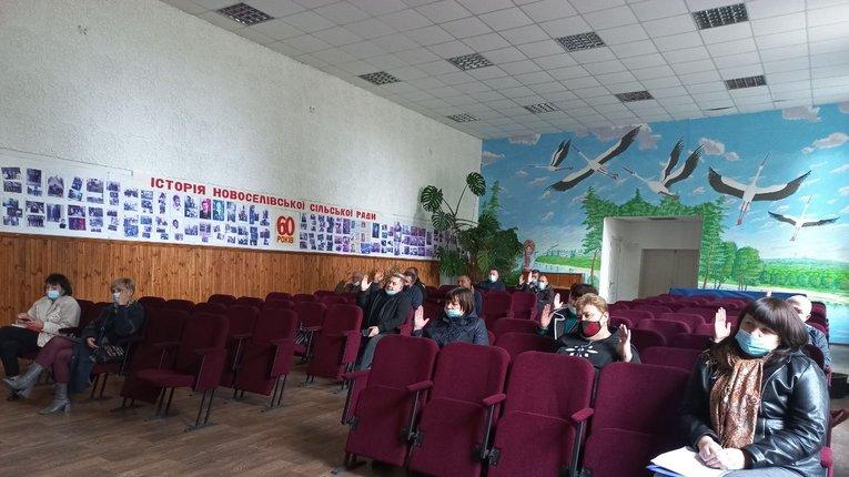 У Полтавському районі збудують школу за майже 3 млн грн